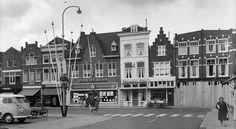 Markt 1960 met de beste kroeg van Gouda!
