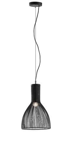 Elch b hanglamp - zwart - Kave
