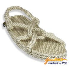 4cb6dc55c597 Classic Barbados Natural Rope Sandals