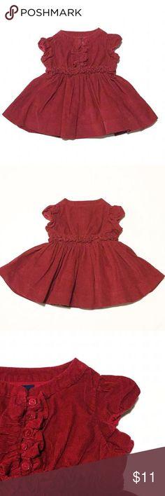 Baby gap corduroy dress baby gap corduroy dress sweet ruffle details