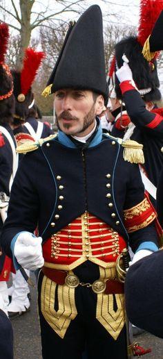 Capitano, aiutante di campo francese