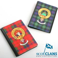 Clan Crest Passport