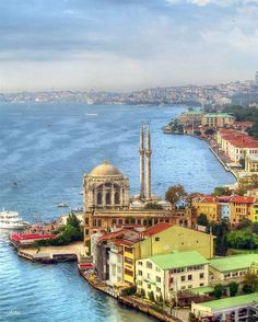 There are thousands of cities in the world. Every city has its own charm and interesting places. Here i made list of top 15 best cities you should visit be Pamukkale, Beautiful Streets, Beautiful Places, Hagia Sophia, Grand Bazaar, Belle Villa, Pub Crawl, Turkey Travel, Best Cities