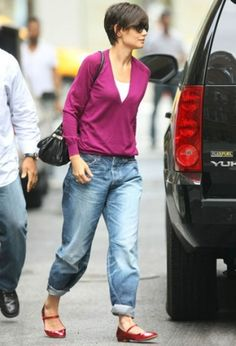 7da720dac368 The Rolled-Up Jeans Trend - Ways to Cuff and Roll Your Jeans Like A Pro