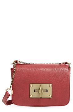 Nila Anthony Faux Leather Crossbody Bag