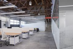 Forms Surfaces Offices - Carpinteria
