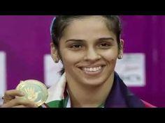 Saina Nehwal Indian badminton player Badminton, Famous People, Indian, Music, Youtube, Musica, Musik, Muziek, Music Activities
