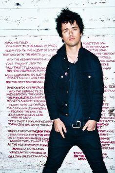 Billie Joe Armstrong w/ American Eulogy lyrics