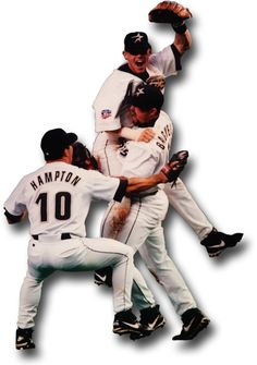 Astros: The good old days of Houston Baseball.