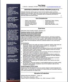11 elementary teacher resume samples riez sample resumes