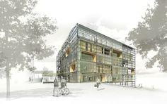 HIC Arquitectura » H arquitectes + Data AE | Centro de Investigación ICTA-ICP