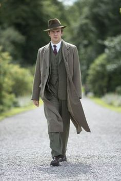 Downton Abbey - Season 3 - Matthew
