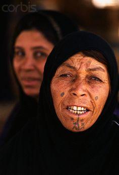 Syria   Bedouin Woman.  Buhayrah   © Dave Bartruff