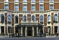 One of my two favorite hotels of all time:  | The Shelbourne Dublin, A Renaissance Hotel