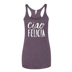 Ciao Felicia Tank Top