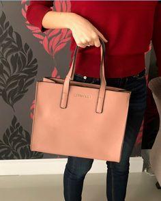 Noua mea geanta de umar Carolin a facut deja furori! - Lucruri interesante Michael Kors Jet Set, Madewell, Kate Spade, Tote Bag, Bags, Fashion, Handbags, Moda, Fashion Styles