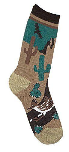 Route 66 Southwest Desert Print Socks Women's Size 8-11 P... https://www.amazon.com/dp/B017EZUM9C/ref=cm_sw_r_pi_dp_x_MZfaybFXXCH0N