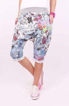 Teplákové kraťasy s pudlom Gym Men, Parachute Pants, Fashion, Moda, Fashion Styles, Fashion Illustrations