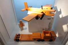 Vintage Naef Toys can be seen in the Naef Museum in Zofingen, Switzerland.