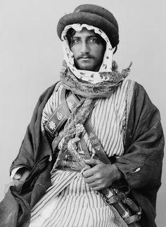 Bedouin. Syria, ca. 1900.