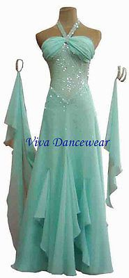 Ballroom latin competition dance dress style #011 bd011
