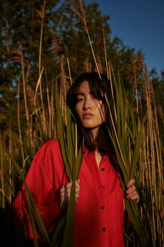 Exclusive Fashion Editorials July 2018 Cami Youten by Carlos + Alyse