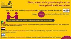 Visuel sur la coopération décentralisée