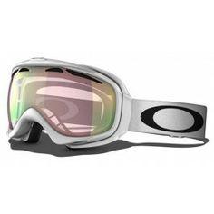 598f8c4331 Oakley ELEVATE™ SNOW Goggles, Polished White/VR50 Pink Iridium Cool  Sunglasses, Oakley