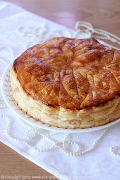 Galette des rois (ciasto Trzech Króli)
