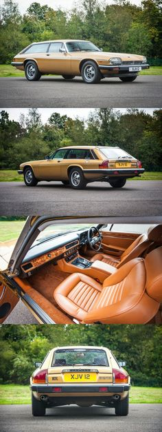 1983 Jaguar XJS V12 Lynx Eventer