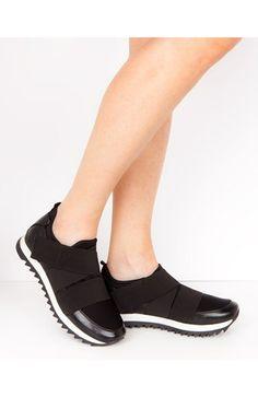 Mega seje Have2have Sneakers Sort fra Halens Have2have Sko til Dame i dejlige materialer