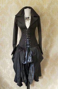 Female jack like dress. Id wear it for sure