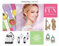 Proud of Pretty: SHOP Avon Online for COOL Summer SAVINGS & Fun!