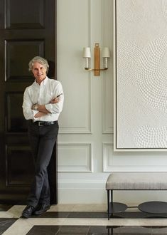 Interior designer Thomas Pheasant has been designing celebrated home furnishings for more than 15 years.