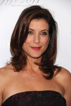 "Kate Walsh. She's stunning. Absolutely gorgeous.  ""A young Katherine Denoat"". (; #GreysQuote"