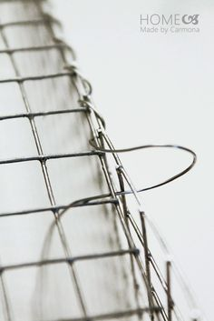 Forget buying expensive wire baskets...learn step-by-step how make your own custom styled wire baskets from hardware cloth!