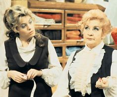 Are you being served? One of my favorite British comedies!