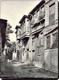 1887 'de Üsküdar / İstanbul