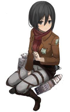 """""""Mikasa Ackerman"""""""