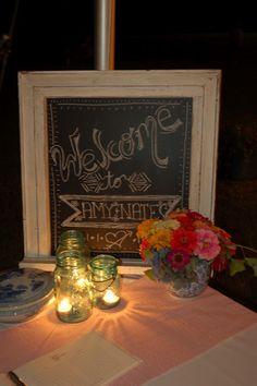 Crafty Pursuits: Wedding Week!