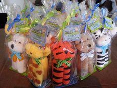 Recuerdos Con Toallas Nacimientos Babyshower Cumpleaños Baut - Bs.F. 190,00 en MercadoLibre
