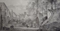 Utrecht  -  omstreeks 1830
