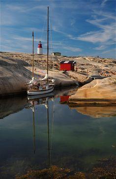 Bohusl�n, Sweden. travel, travel photos, travel destinations