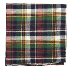 Our Editors' Ultimate Holiday Wish List: Under $25: Not only does a pocket square finish off an outfit, but it's also wildly practical! Dab a tear away, blow a nose, or tie a tourniquet — it's all made possible by this plaid pocket square ($8) from Tie Bar.