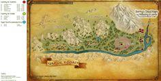 dunland gap of rohan
