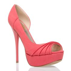 Some heels I could walk around in forever