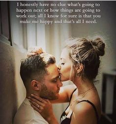 18 Deep Quotes You Are Going To Love. Curated by 50 Cute Love Quotes for Her that puts voice to your deepest feelings Top 24 Bae quotes 41 Motivational And Inspirational Quotes You're Going To Love Love and Relationships: 15 Definite Signs That He Tr. Cute Love Quotes, Soulmate Love Quotes, Love Quotes For Her, Romantic Love Quotes, True Quotes, You Make Me Happy Quotes, Sexy Quotes For Him, Good Morning Quotes For Him, New Flame