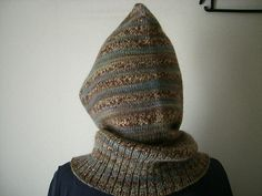 Ravelry: Nao-ko's Hooded neck warmer for ME