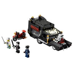 "LEGO Monster Fighters The Vampire Hearse (9464) - LEGO - Toys ""R"" Us"