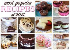 most popular recipes of 2014!